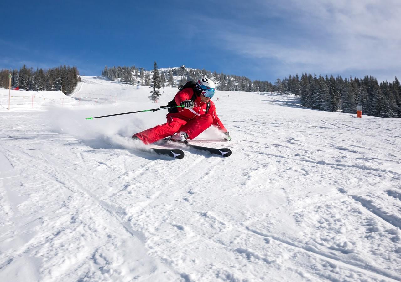 Fortgeschrittenenkurse erwachsene sport skischule kleinarl